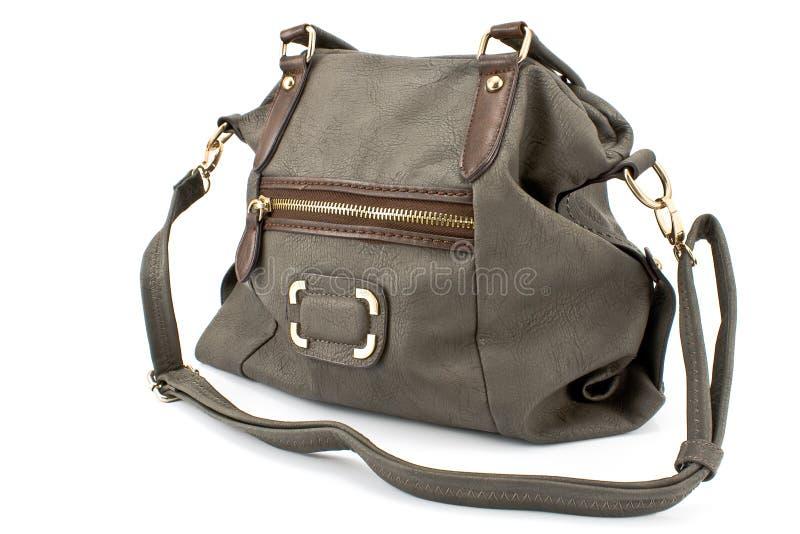 Women gray bag
