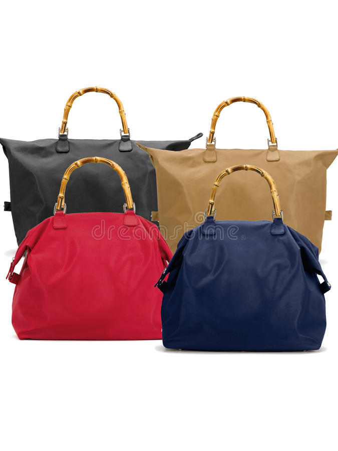 Women Hand Bags Royalty Free Stock Images