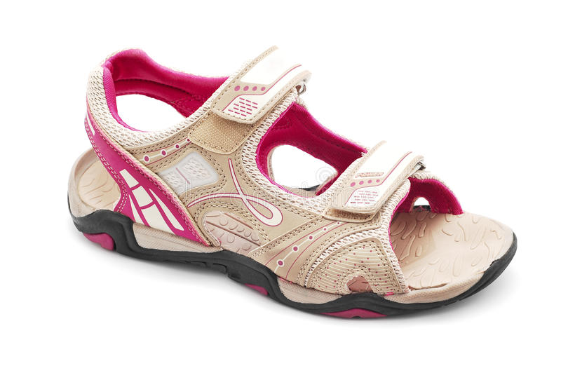 Download Women Hiking Sandal Stock Photos - Image: 34013643