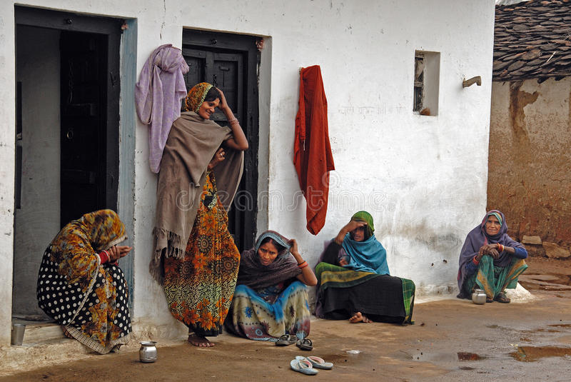 Download Women In India Editorial Image - Image: 21479225