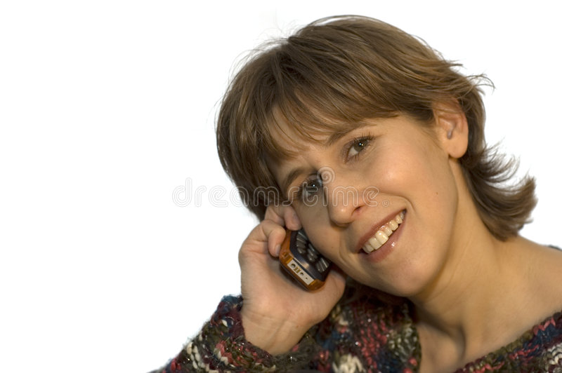 Download Women With Mobile2 Stock Images - Image: 513514
