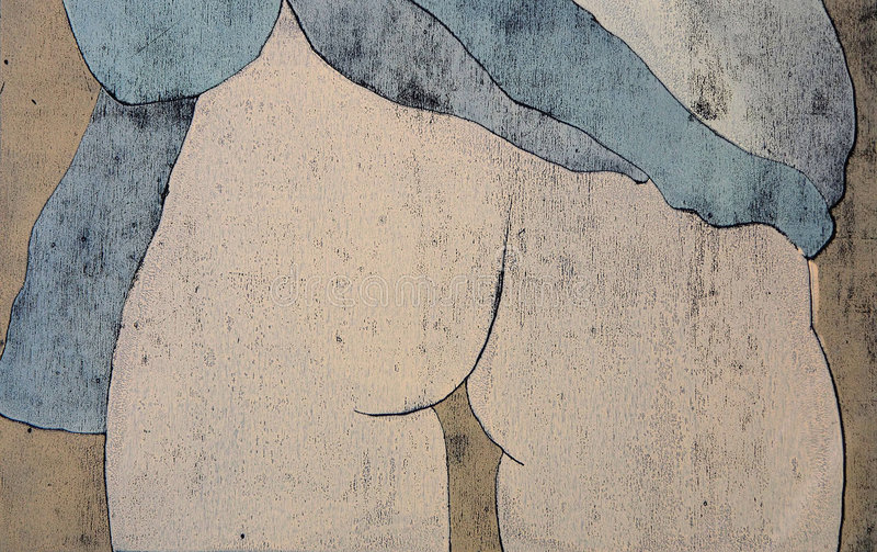 Download Women's behind undressing stock illustration. Illustration of fitness - 13516