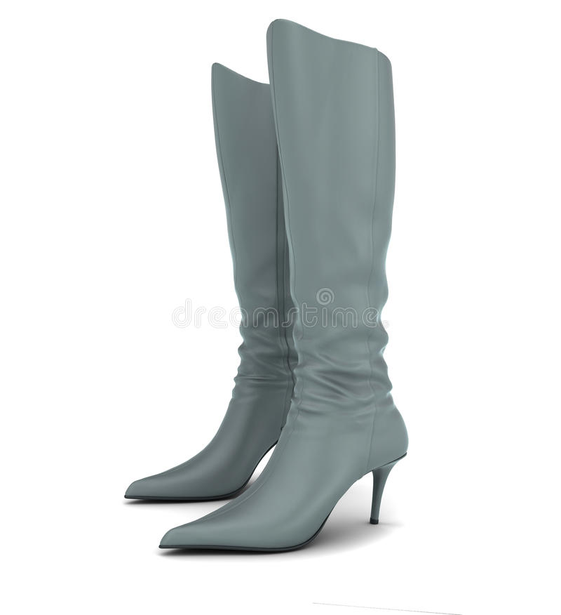 Download Women's boots stock photo. Image of women, fashion, boot - 10579750