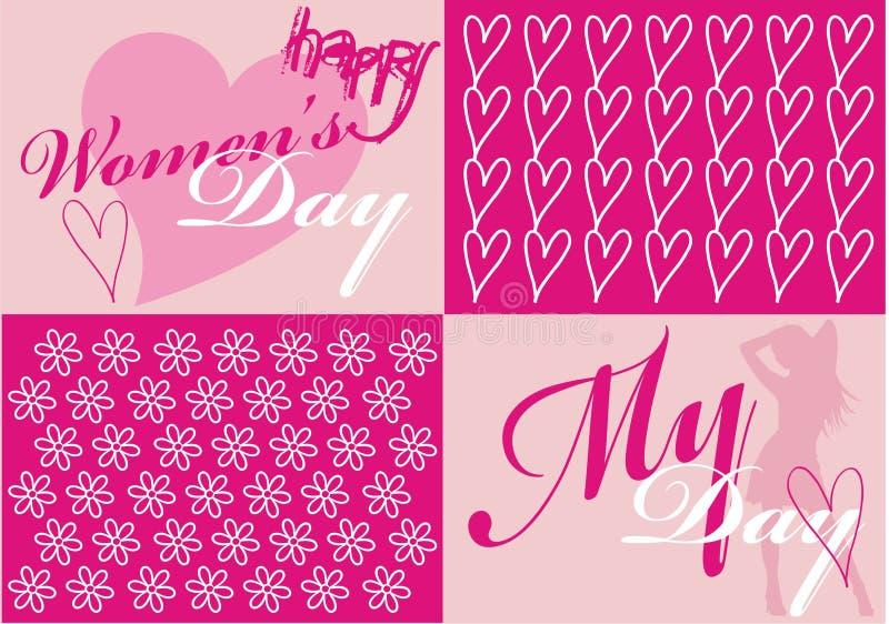 Women s day card