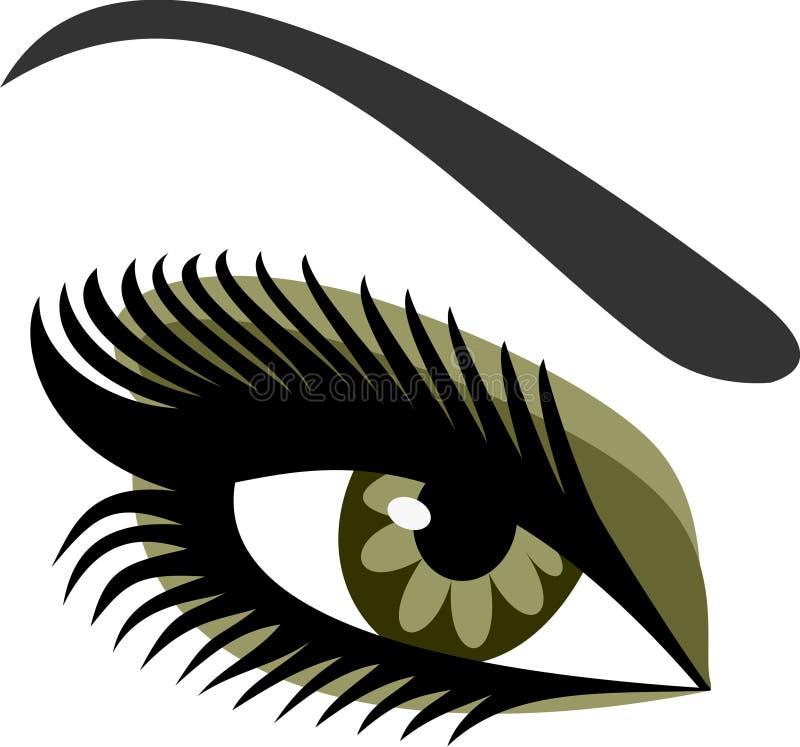 Free Women S Eyes Green Royalty Free Stock Images - 17568119