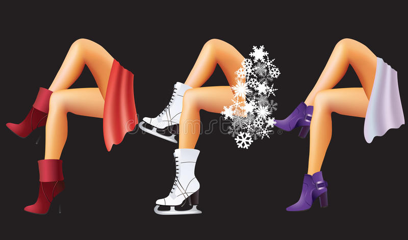 Women s feet.