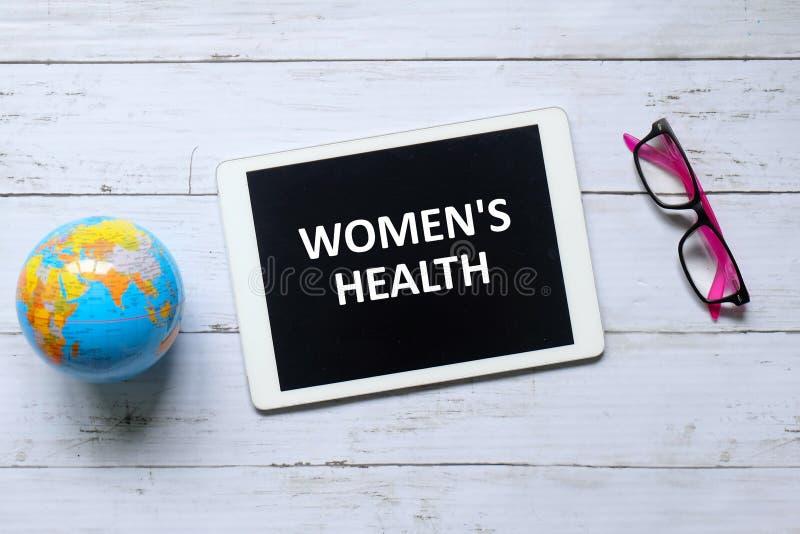 Women& x27; s-hälsa arkivfoto