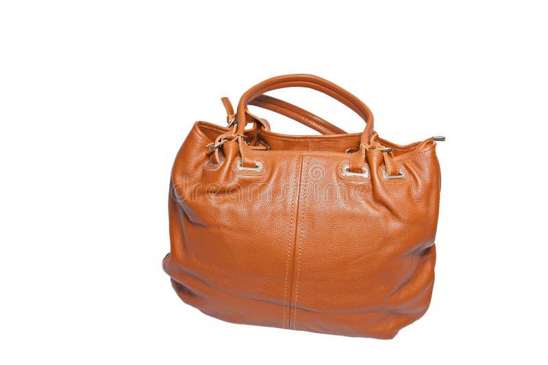 Download Women's Handbag On White Background Stock Photo - Image: 35813896