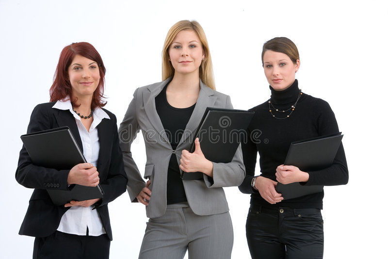 Women's power royalty free stock photography