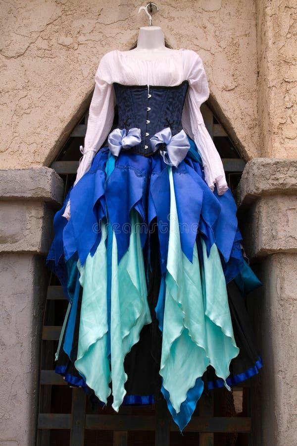 Women`s Renaissance Dresses And Gowns Boutique Stock Photo - Image ...