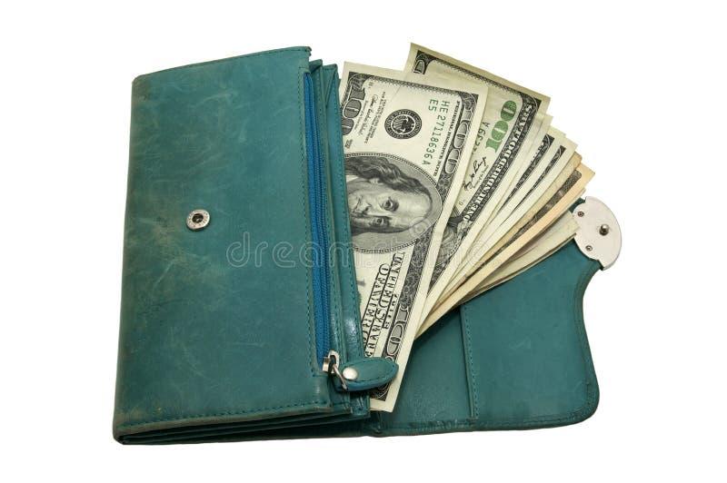 Download Women's wallet stock photo. Image of elegance, color - 23876296