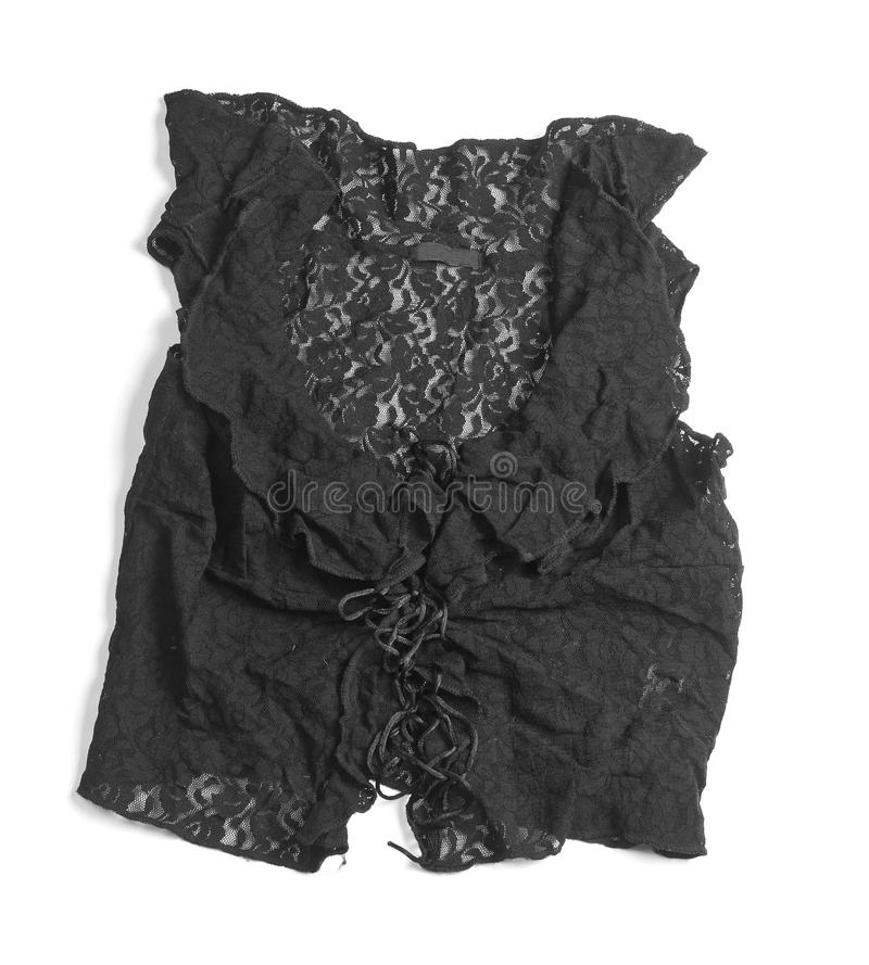 Download Isolated Black Shirt Stock Photography - Image: 18735092