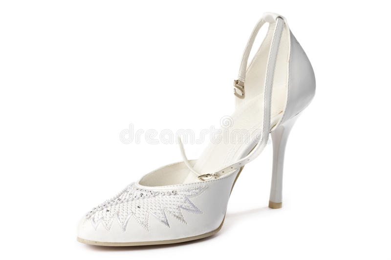 Women shoe royalty free stock photography