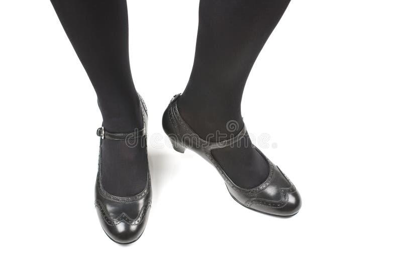 Women in shoes