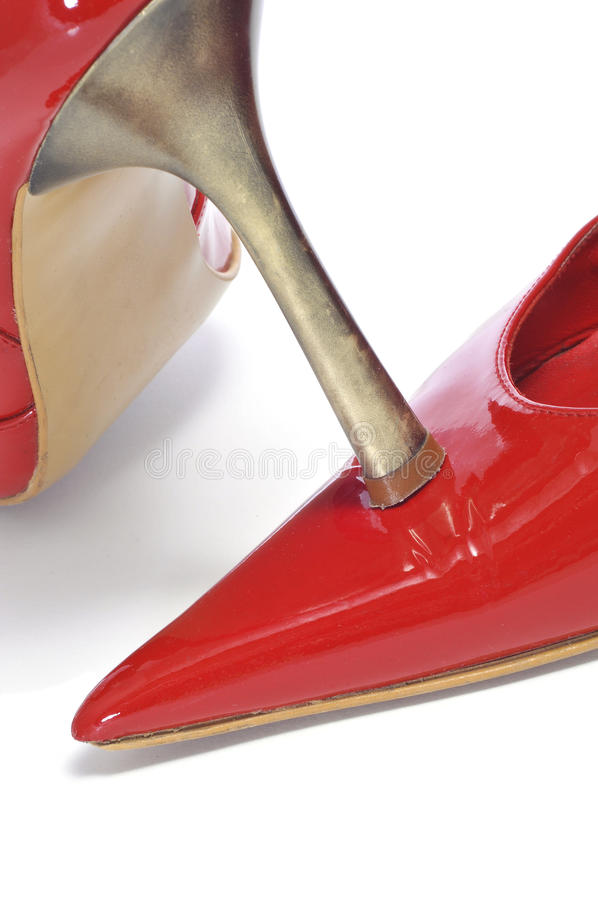 Download Women shoes stock photo. Image of leather, closeup, isolated - 20328884
