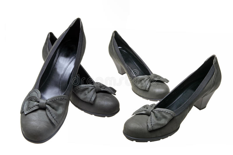 Women shoes royalty free stock photography
