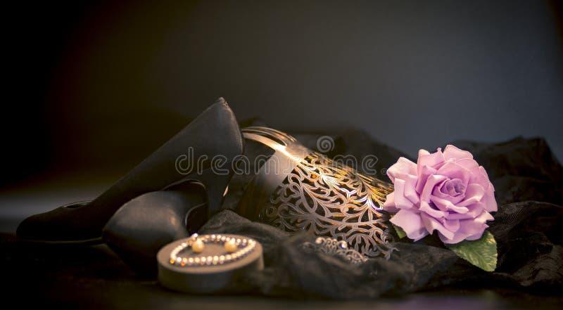 Semana Santa - Holy Week, preparing accessories. royalty free stock images