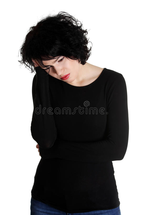 Download Women Suffering From Headache Stock Image - Image: 24323255