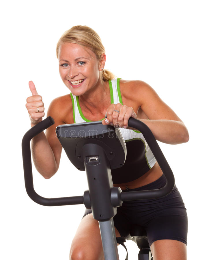 Download Women in training for stock image. Image of home, fitness - 16091833