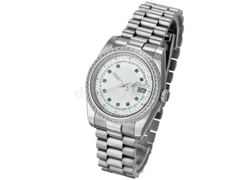 Women wrist watch. stock image