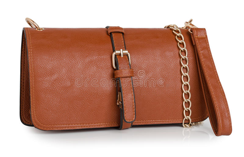 Womens Handbag Stock Photography
