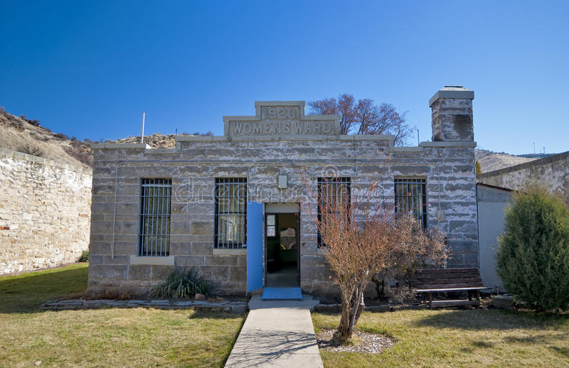 Download Womens Ward At An Old Prison Stock Photo - Image: 25206592