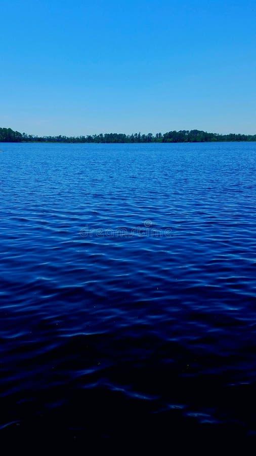 Wonder湖 免版税图库摄影