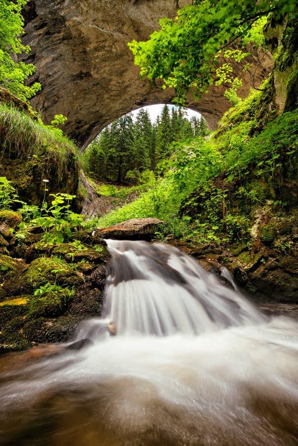 Wonder bridges stock photo
