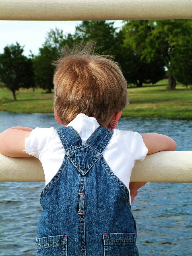 Wonder van kinderjaren stock fotografie