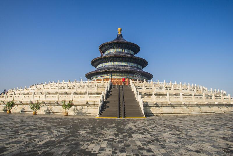 Wonderful And Amazing Temple - Temple Of Heaven In Beijing