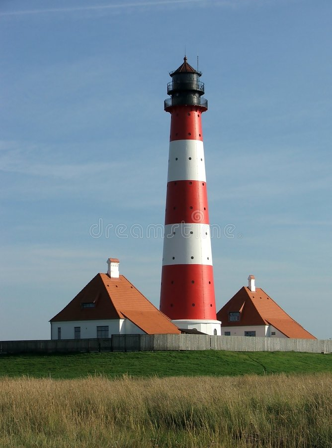The wonderful and famous lighthouse 4 royalty free stock image