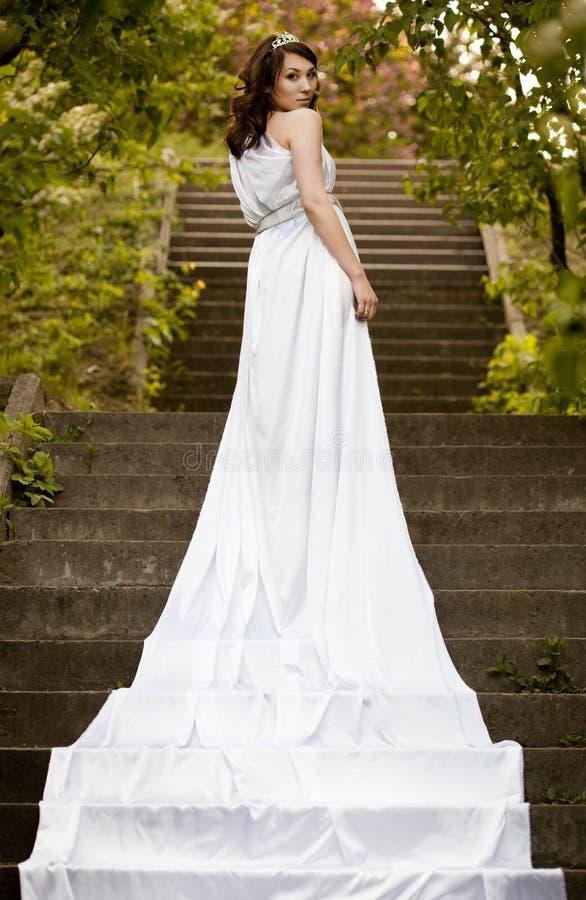 Wonderful girl royalty free stock photos