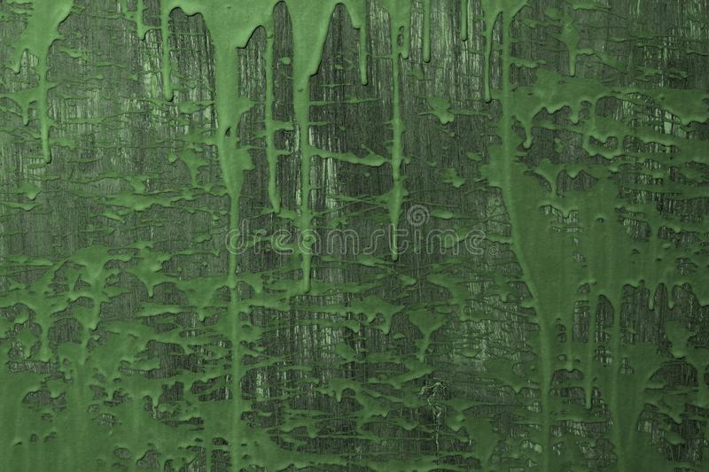 Creative green material with concrete blots texture - beautiful abstract photo background. Wonderful green aged floor with paint spots texture - abstract photo royalty free stock photos
