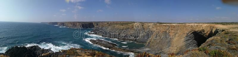The wonderful nature of Portugal stock photo