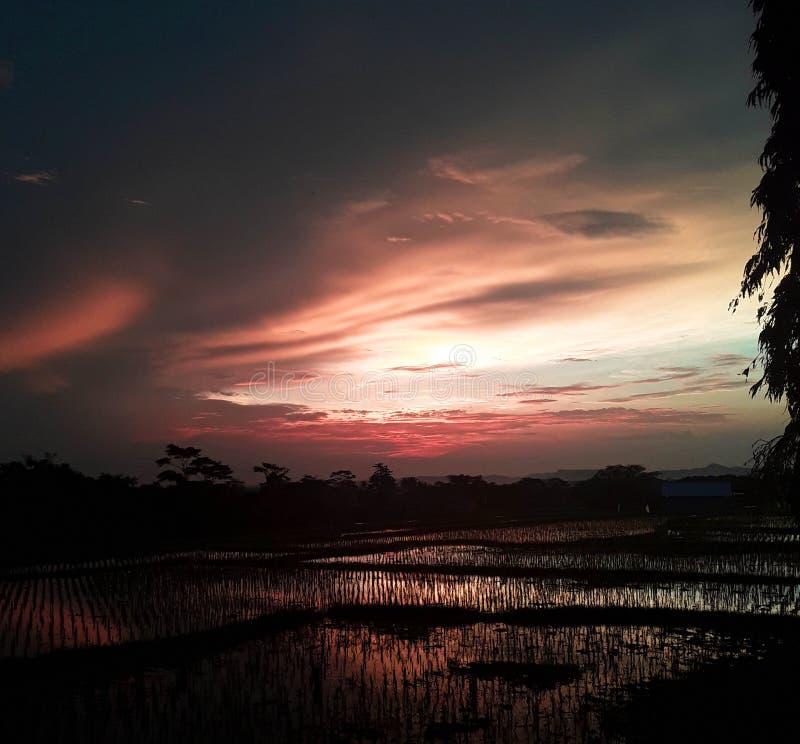 Wonderful Sunrise Photo, Beautiful Sunrise. Is a good design for company or business stock photos