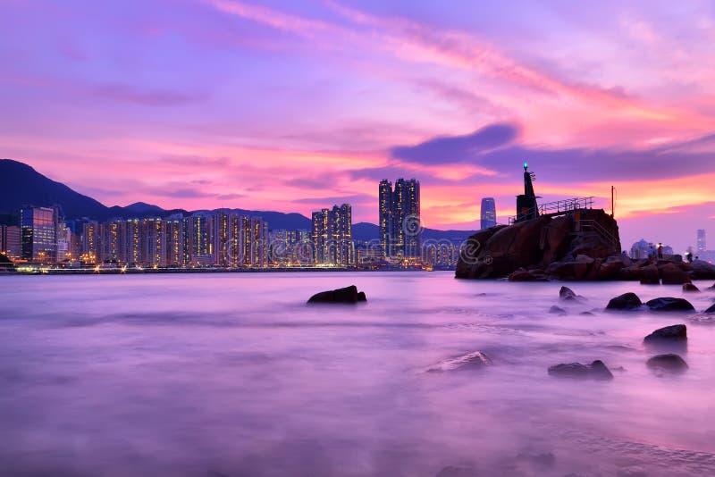 Download Wonderful sunset stock photo. Image of fishing, beautiful - 34069226