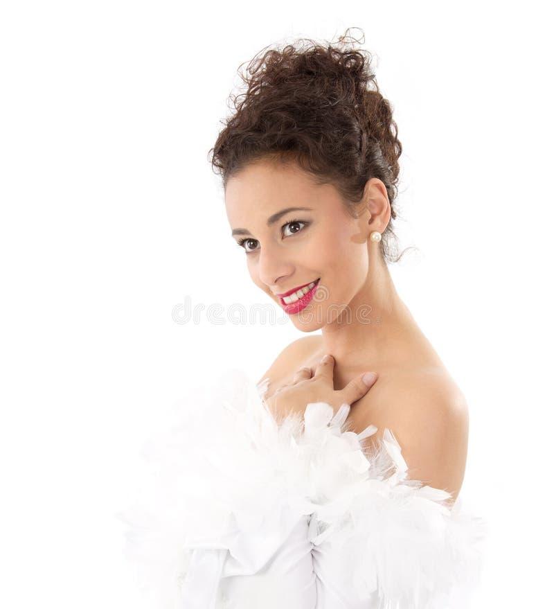 Wonderful Woman Royalty Free Stock Photos