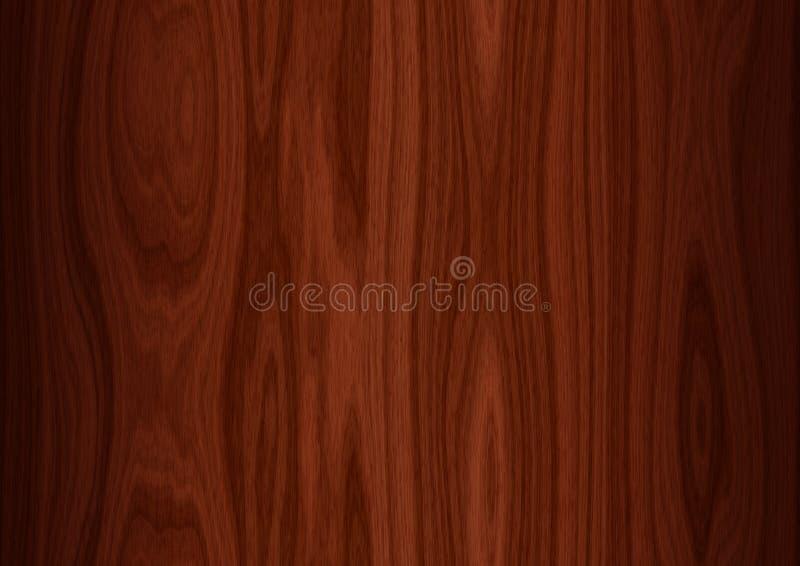 Wood background vector illustration