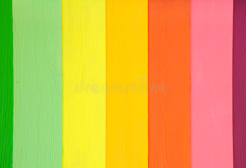 Wood background. Abstract multicolored wood for background stock photo