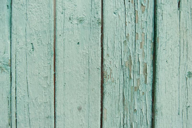 Wood . Background wall texture . old wooden weathered plank fence. Old wooden planks with cracked color paint texture royalty free stock image