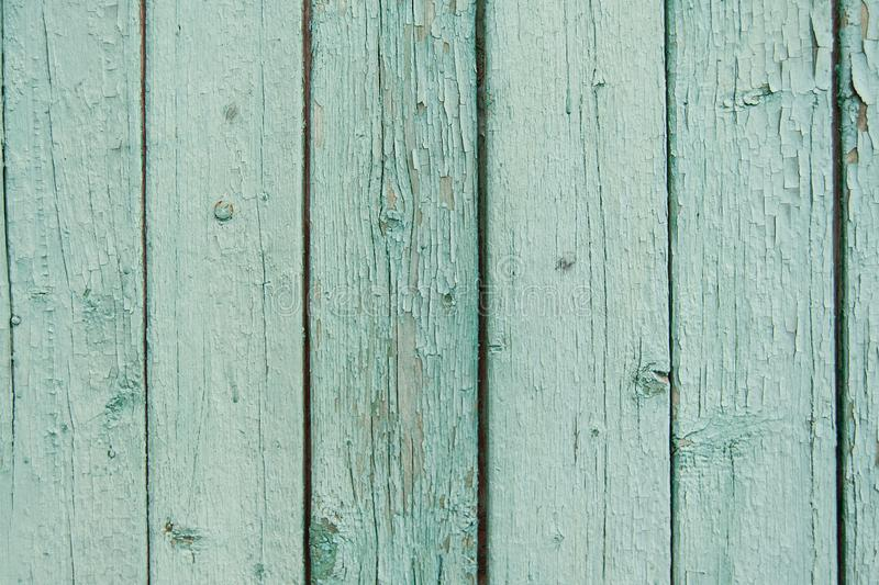 Wood . Background wall texture . old wooden weathered plank fence. Planks with cracked color paint texture stock image