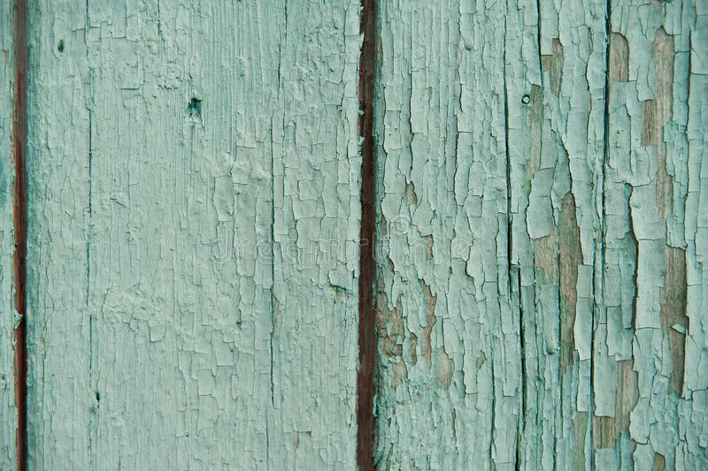 Wood . Background wall texture . old wooden weathered plank fence. Planks with cracked color paint texture royalty free stock images