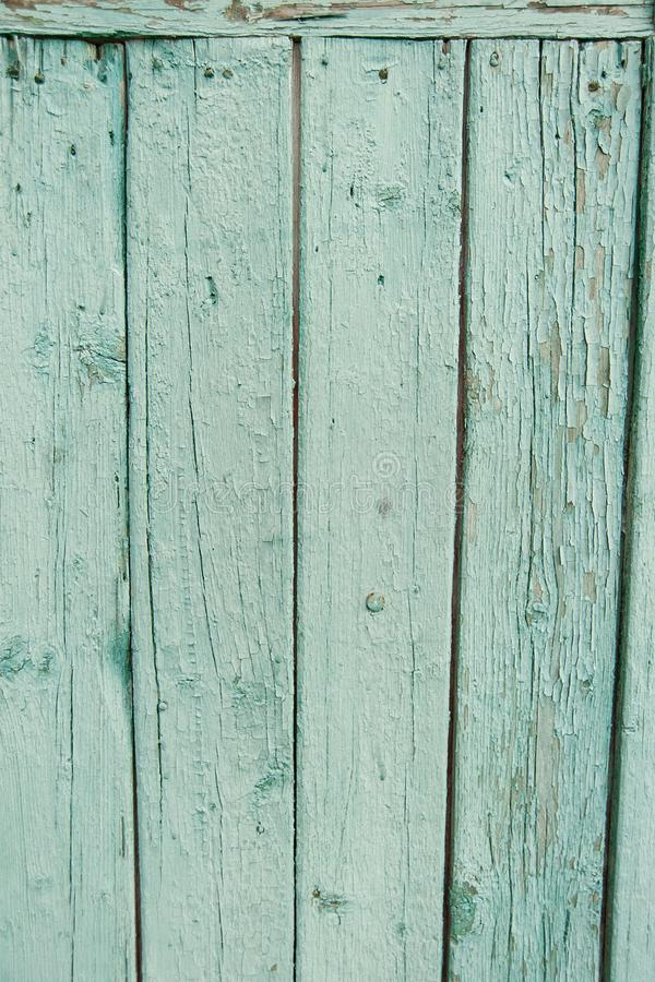 Wood . Background wall texture . old wooden weathered plank fence. Planks with cracked color paint texture royalty free stock photography
