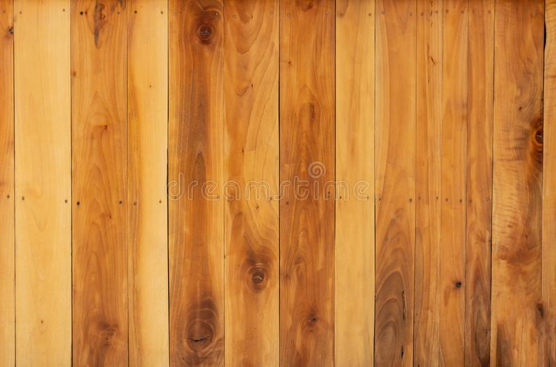 Wooden vertical planks with nails, full frame background texture. Wood background. Wooden vertical planks with nails, full frame background texture stock photo
