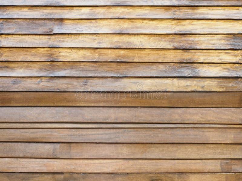 Wood bakgrund för plankaväggtextur arkivbild