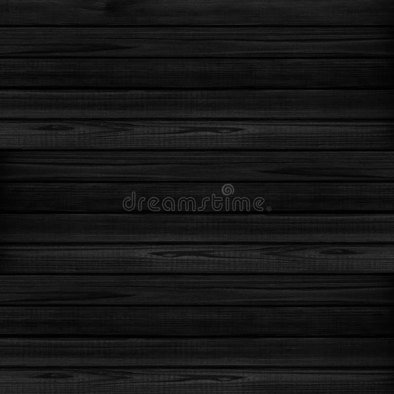 Wood bakgrund för textur för väggplankasvart; Wood bakgrund eller tex royaltyfria bilder