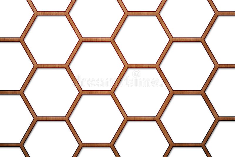 Download Wood Bee Hive Background stock illustration. Illustration of beehive - 5769423