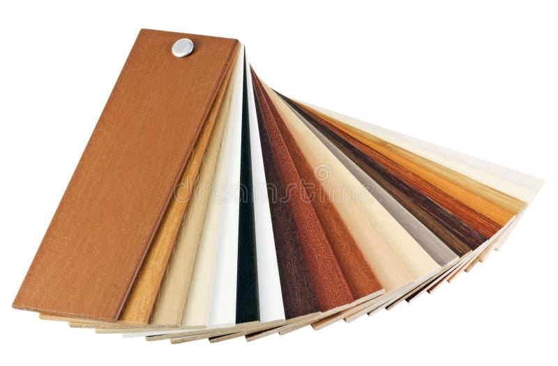 wood beläggningsprövkopior royaltyfria bilder