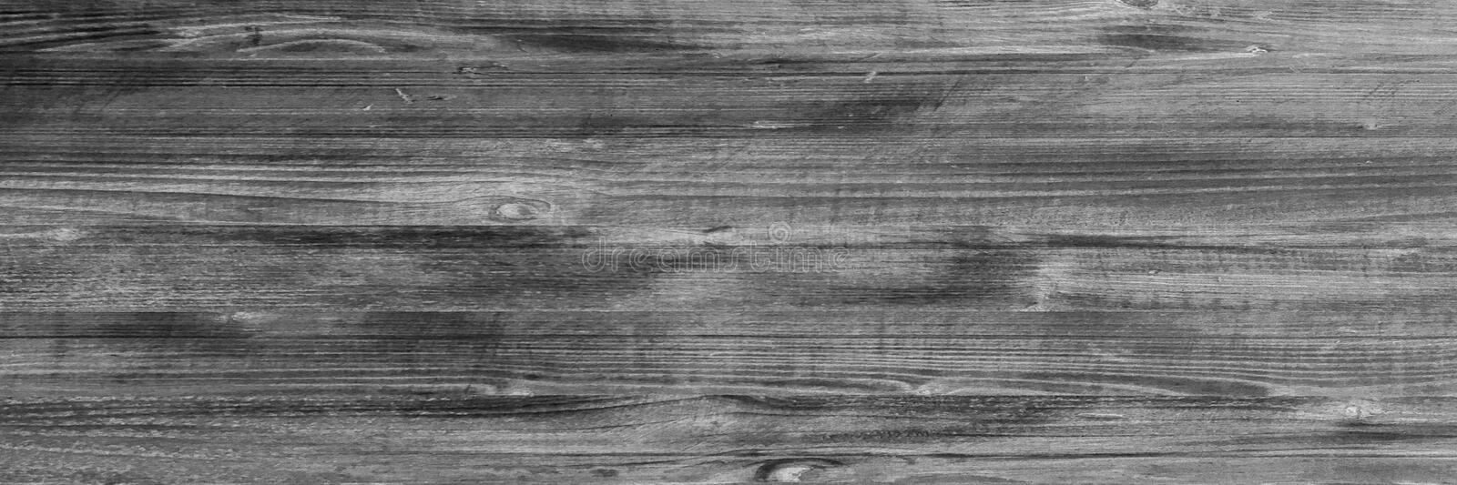 Black wood texture, dark wooden abstract background royalty free stock photo