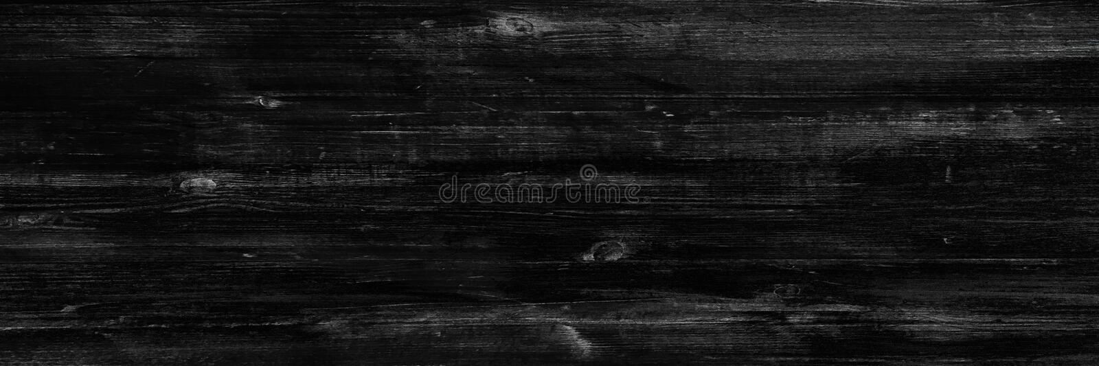 Black wood texture, dark wooden abstract background. Wood black background, dark texture wooden abstract stock photography